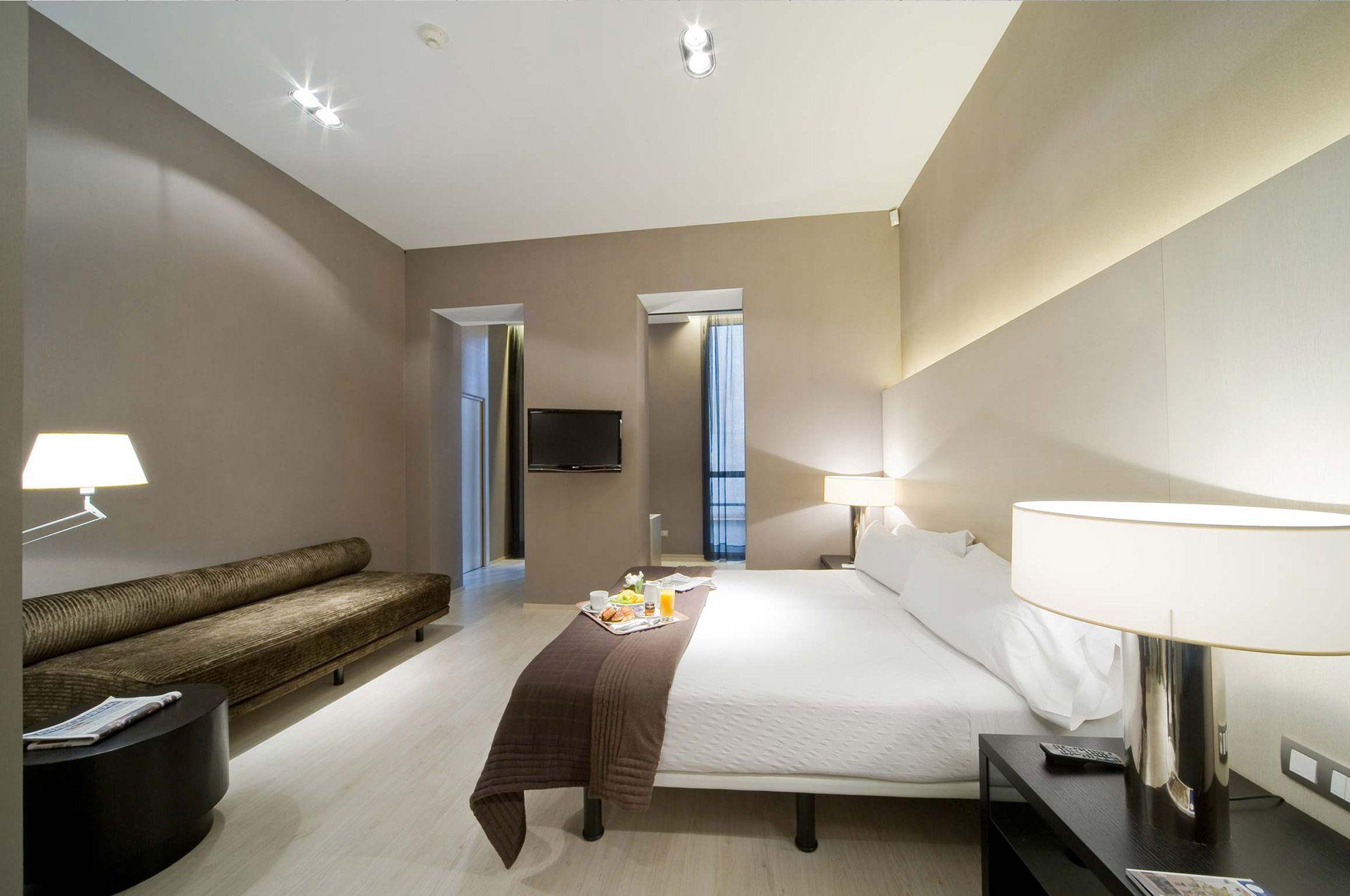 Habitaciones familiares en barcelona actual hotel boutique for Hoteles con habitaciones familiares