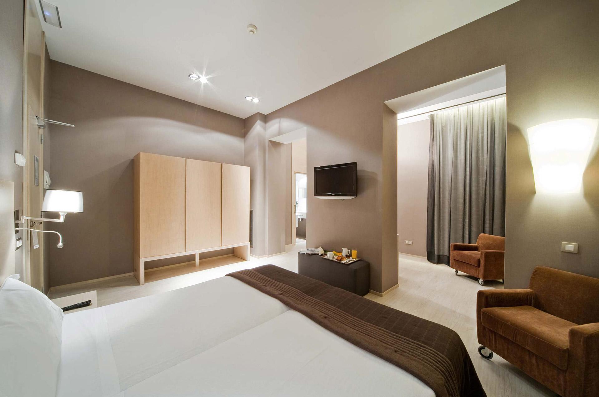 Habitaciones familiares en barcelona actual hotel boutique for Hotel boutique barcelona
