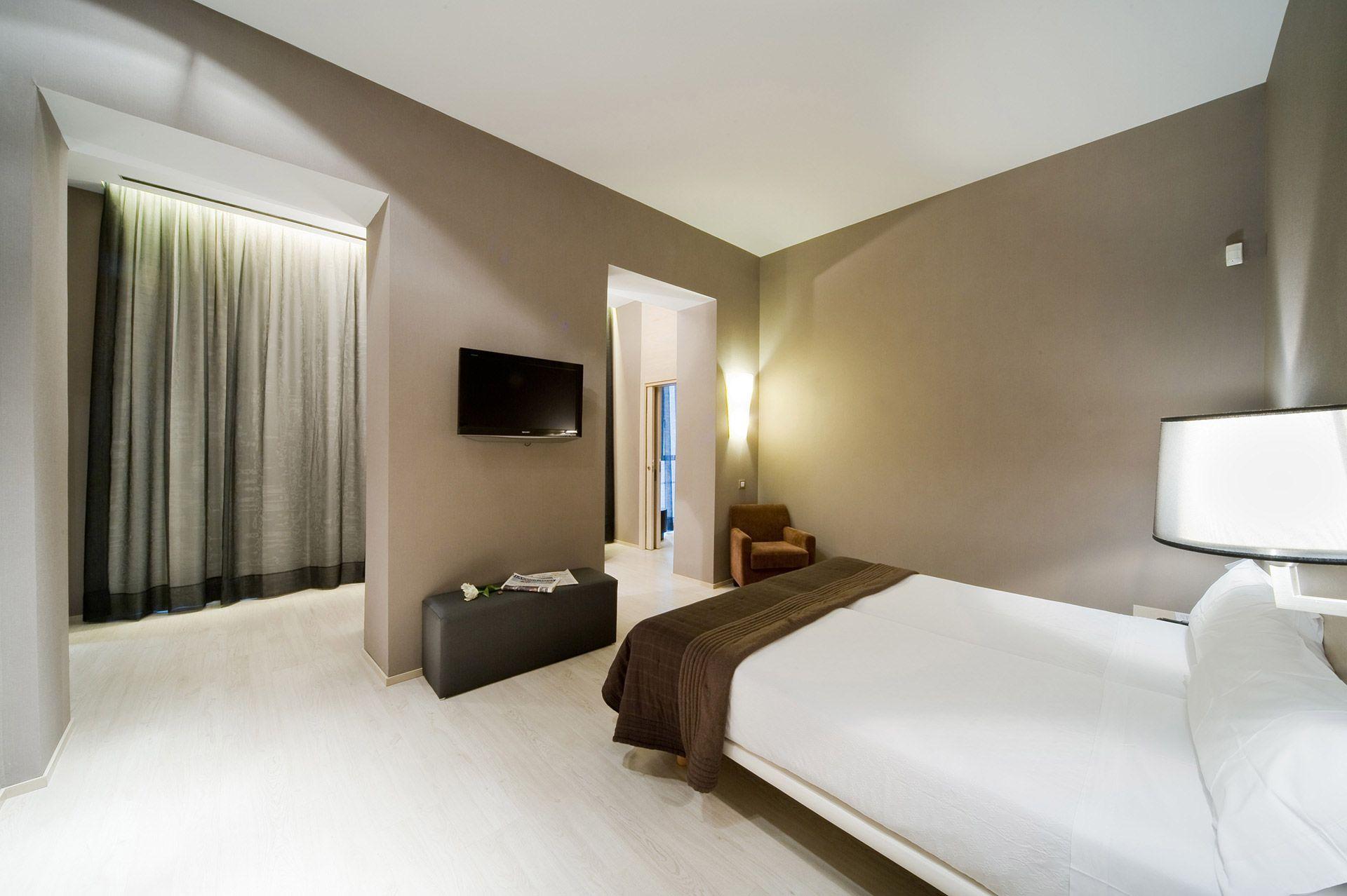 habitaciones familiares en barcelona actual hotel boutique