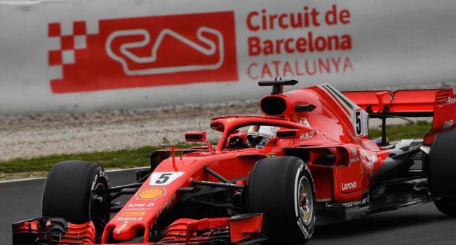 GP Formula 1 Barcelona