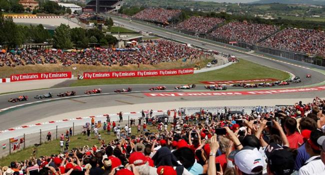 Formula 1 Gran Prix Barcelona