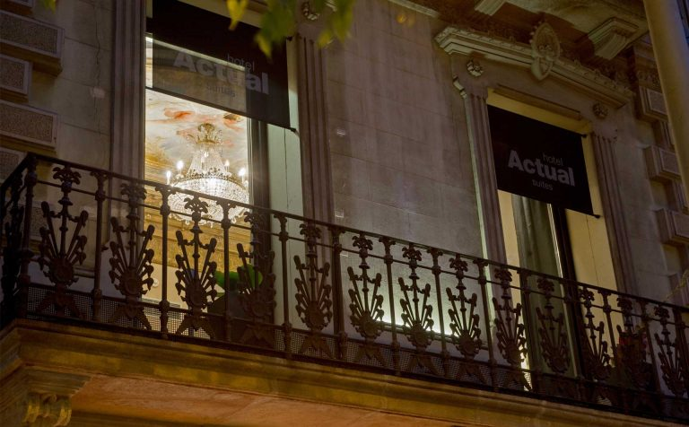 Hotel Boutique Barcelona - Hotel Actual