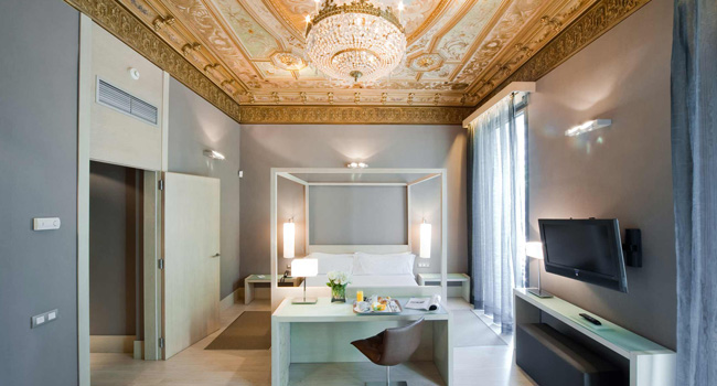 Junior Suite Hotel Barcelona